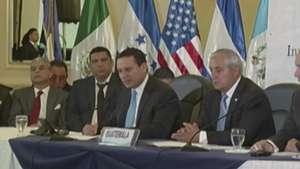 Centroamérica avanza en plan para frenar migración masiva Video: