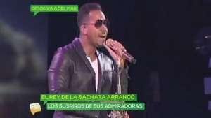 Romeo Santos conquistó La Quinta Vergara Video: