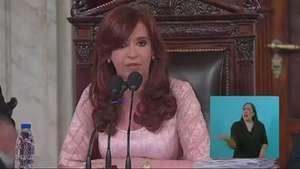 Reavivan denuncia contra Kirchner por encubrir iraníes Video: