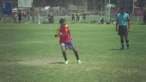 Diferentes nacionalidades se enfrentan en Santiago Cup 2015 Video: