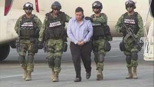 México captura a líder de Los Zetas Video: