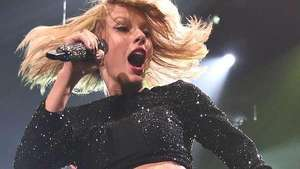 Taylor Swift, más ridícula que nunca  Video: