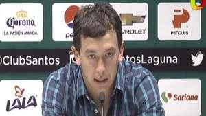 Agustín Marchesín rechaza que mal paso de Santos sea crítico Video: