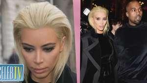 Kim Kardashian Goes Platinum! Video: