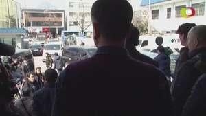 Investigan motivos para atacar a embajador de EEUU en Seúl Video: