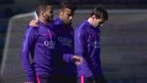 Rayo Vallecano busca campanada en Camp Nou ante el Barça Video: