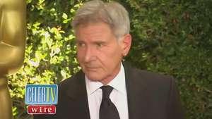 Harrison Ford Injured In Plane Crash Video: