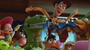 Toy Story's Big Screen Comeback! Video: