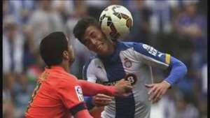 Barça y Real Madrid matienen su pugna por la Liga en España  Video: