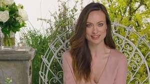 Olivia Wilde, guapísima como imagen de 'Daydream' Video:
