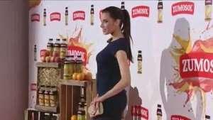 Pilar Rubio luce barriguita de embarazada Video: