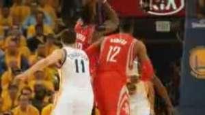 Curry pudo con Harden en finales de Conferencia Oeste Video: