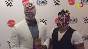 Sin Cara y Kalisto quieren llegar a México como campeones Video: