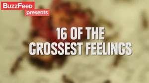 Las peores sensaciones del mundo Video: