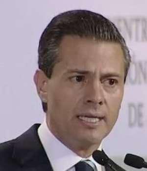 Presidente mexicano celebra plano de imigração de Obama Video: