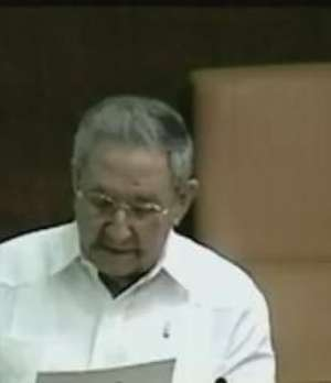 Raúl Castro destaca fim de 'obstáculo' nas relações Cuba-EUA Video: