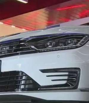Passat é eleito o carro do ano na Europa Video: