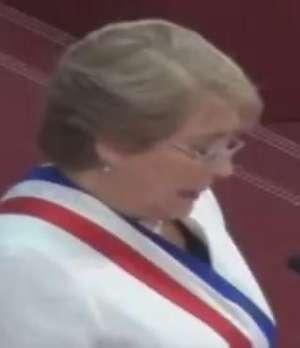 Chile: Bachelet quiere que se recupere la confianza  Video: