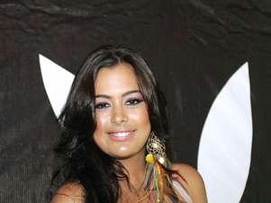 Larissa Riquelme es imagen de marca de juguetes sexuales Foto: Mezcal