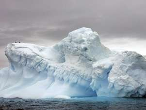 Antártida Foto: AFP
