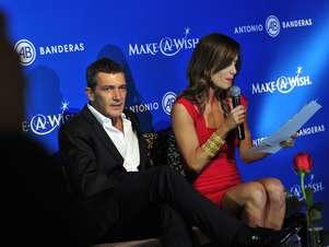 Diana Bolocco fue la encargada de conducir evento benéfico. Foto: Matías Delacroix / Terra