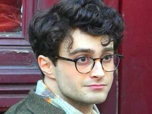 Daniel Radcliffe en 'Kill Your Darlings'  Foto: Difusión