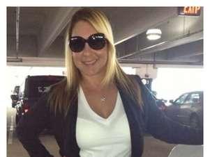 Tania se ganó el derecho de acompañar a Leslie y al dúo en un tour por Las Vegas a bordo del Honda Civic Coupé 2014. Foto: Sitio Oficial