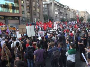 """La """"Marcha de todas las marchas"""" se realizará el sábado 22 de marzo. Foto: UPI"""