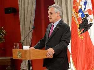 El Presidente Piñera se refirió ayer al nuevo papa. Foto: Presidencia