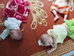 bebes Foto: EFE en español