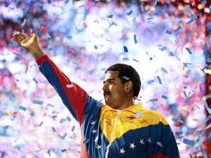 Esta no es la primera vez que Maduro denuncia planes en su contra. Foto: Reuters en español