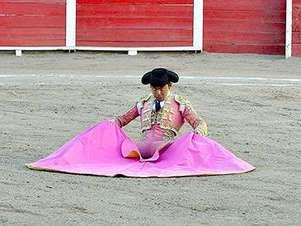 Alejandro Lima 'El Mojito', novillero mexicano. Foto: Divulgación Internet
