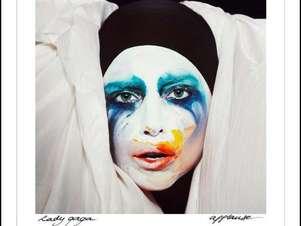 """La estrella dio a conocer por las redes sociales la portada de su nuevo sencillo""""Applause"""". Foto: Twitter/Lady Gaga"""