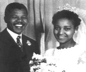Mandela boda Foto: GETTY