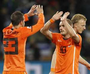 HOLANDA Foto: Getty Images