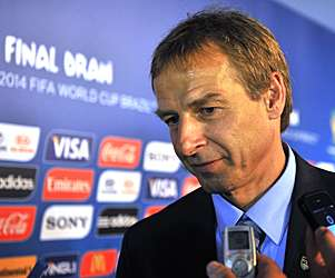Jurgen Klinsmann Foto: Getty Images
