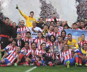 Atlético Foto: Getty Images