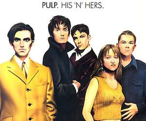 'His 'n' Hers', Pulp. La banda de Jarvis es otro pilar del britpop y aquí reúne éxitos como 'Babies' y 'Do You Remember the Firts Time?' Foto: Islands Records