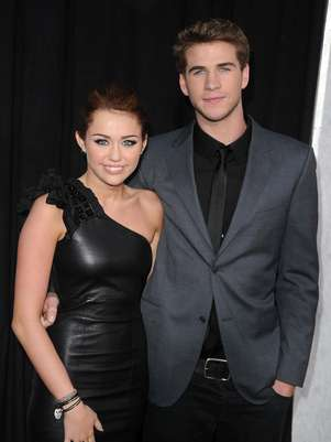 Miley Cyrus y Liam Hemsworth han terminado en tres ocasiones.  Foto: Getty Images North America / 2010 Getty Images