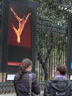 'Tercera llamada& ¡Compañía Nacional de Danza, a escena!' exhibe 120 imágenes que muestran el talento técnico y artístico de los bailarines. Foto: Notimex