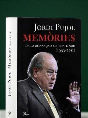 Las memorias de Jordi Pujol (Agencia: EFE) Foto: Telefónica de España, SAU