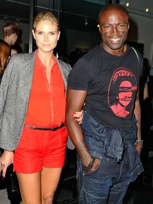 Heidi Klum y Seal  Foto: Getty Images