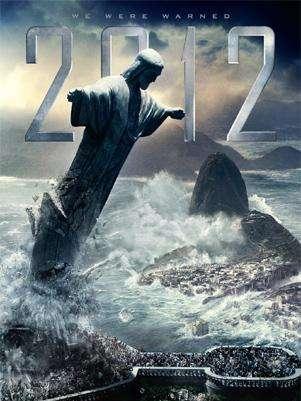 '2012', o el fin del mundo según la grandilocuente destrucción masiva imaginada por Roland Emmerich. Foto: Columbia Pictures
