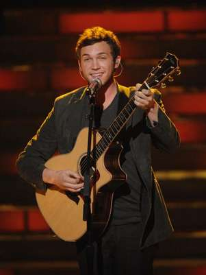 Phillip Phillips en 'American Idol'   Foto: Michael Becker/FOX