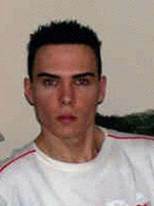 Luka Rocco Magnotta, un actor porno y modelo que grabó en video el asesinato y mutilación y posteriormente colgó las imágenes en internet. Foto: AP