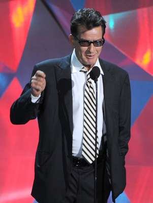 Charlie Sheen. Foto: Getty Images