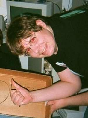Neil E. Prescott, según sus amigos, habría querido hacer un chiste al decir que era el 'nuevo Guasón'. Está preso. Foto: AP