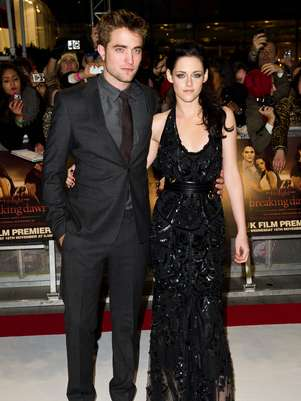 Kristen Stewart le fue infiel a Robert Pattinson Foto: Getty Images