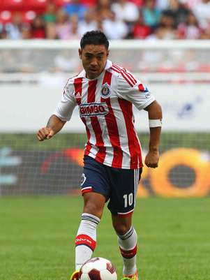 Marco Fabián could make the move to the European league. Foto: Mexsport