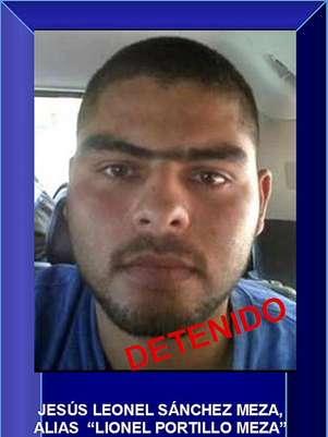 Jesús Leonel Sánchez Meza está acusado de matar a Terry hace casi dos años en Arizona, en medio de la fallida operación en la que se perdió el rastro de armas estadounidenses en territorio mexicano. Foto: EFE